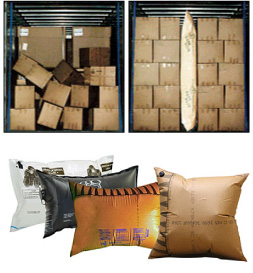 Inflatable Dunnage Bags Are The Logical Answer To Minimizing Shipping Damage With Outstanding Load Ilizing Capacity An Air Bag Can