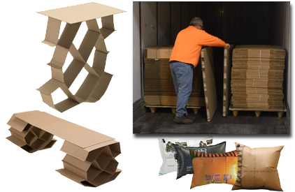 Molded Wood Export And Domestic Pallets Core Plugs