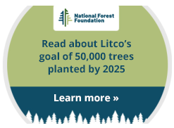 Litco is Planting 50,000 Trees